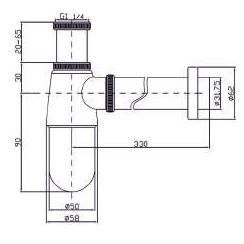 waterluxe-osmosis-medidas-sifon-cromado