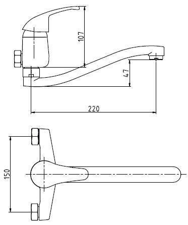 waterluxe-osmosis-grifo-caño-bajo